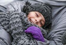 Jak oblékat děti do chladného počasí