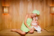 Saunování dětí: Podpořte dětskou imunitu a zabojujte proti nachlazení i chřipce